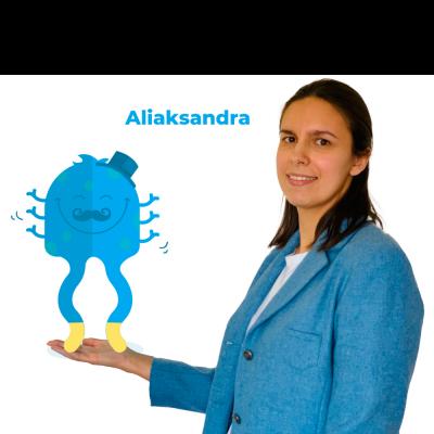 Alieksandra l'École des Réseaux Sociaux