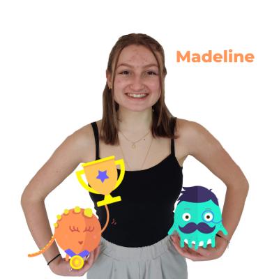 Madeline L'École des Réseaux Sociaux